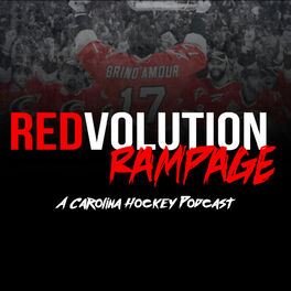 Show cover of Redvolution Rampage