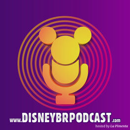 Show cover of Disney BR Podcast