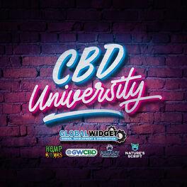 Show cover of CBD University Podcast