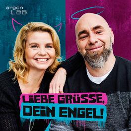 Show cover of Liebe Grüße, Dein Engel! – Annette Frier und Kai Lüftner schreiben sich Briefe