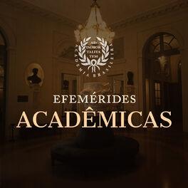 Show cover of Efemérides Acadêmicas