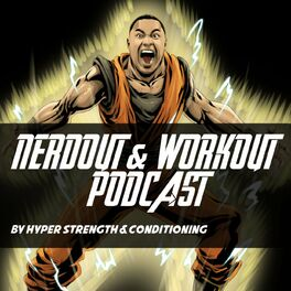 Show cover of Nerdout & Workout Podcast