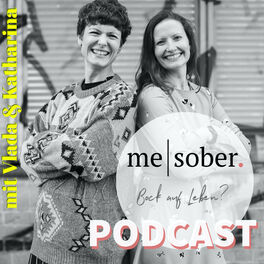 Show cover of me|sober. -  Podcast
