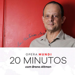 Show cover of 20 Minutos com Breno Altman