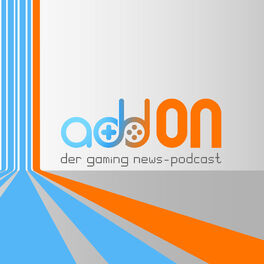 Show cover of addON - der Gaming News-Podcast