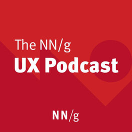 Show cover of NN/g UX Podcast