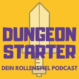 Show cover of Dungeon Starter - Dein Rollenspiel-Podcast