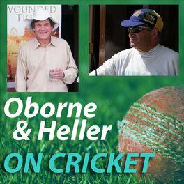 Show cover of Oborne & Heller on Cricket
