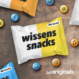 Show cover of Wissens-Snacks