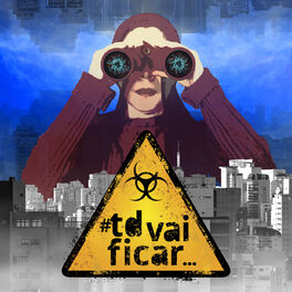 Show cover of #TdVaiFicar...