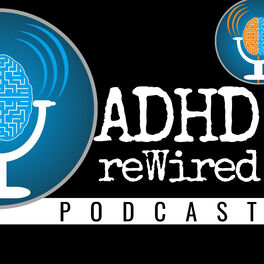 Show cover of ADHD reWired