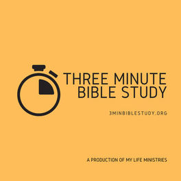 Show cover of Three Minute Bible Study
