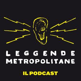 Show cover of Leggende Metropolitane