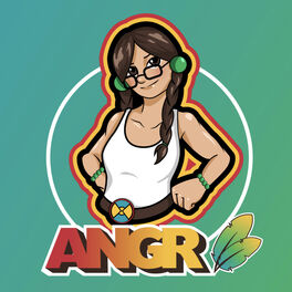 Show cover of ANGR Podcast with Sofia Syntaxx