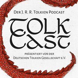 Show cover of TolkCast - Der Tolkien Podcast