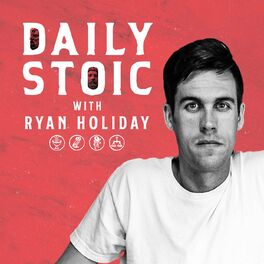 Show cover of The Daily Stoic