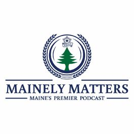 Show cover of Mainely Matters