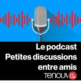 Episode cover of Episode 7 - Hélène Waysbord: « J'étais d'ailleurs »