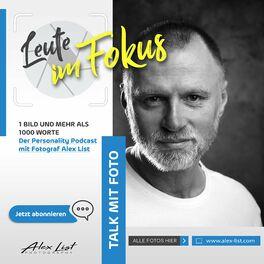Show cover of Leute im Fokus | Der Personality Podcast mit Alex List