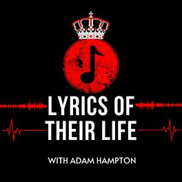 Show cover of Lyrics Of Their Life - The Music Biography Podcast