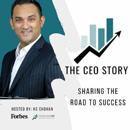Show cover of The CEO Story