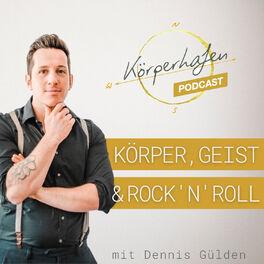 Show cover of Körper, Geist & Rock'n'Roll - der Körperhafen Podcast