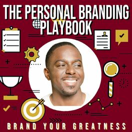 Show cover of The Personal Branding Playbook