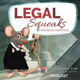 Show cover of Legal Squeaks
