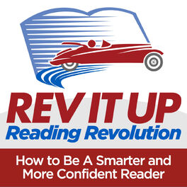 Show cover of Rev It Up Reading Revolution