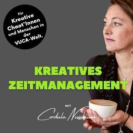Show cover of Kreatives Zeitmanagement - Der Podcast für wirklich praxistaugliche Tipps