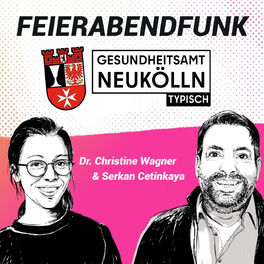 Show cover of Feierabendfunk Gesundheitsamt Neukölln
