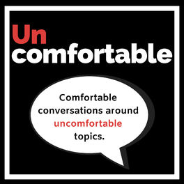 Show cover of Uncomfortable.
