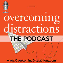 Show cover of Overcoming Distractions-Thriving with ADHD, ADD