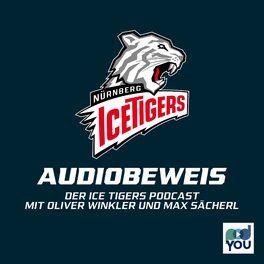 Show cover of Audiobeweis - Der Ice Tigers Podcast mit Oliver Winkler und Max Sächerl