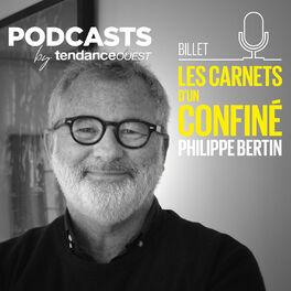 Show cover of Les carnets d'un confiné