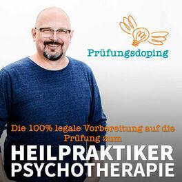 Show cover of Prüfungsdoping für angehende Heilpraktiker Psychotherapie (HP Psych)