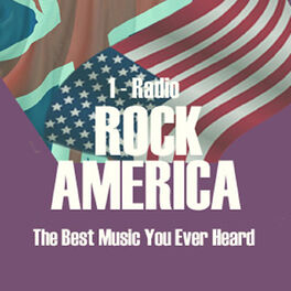 Show cover of 1-Radio Rock America's Podcast