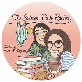 Show cover of The Salmon Pink Kitchen