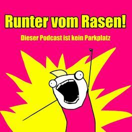 Show cover of Runter vom Rasen!