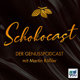 Show cover of Schokocast - Der GenussPodcast mit Martin Rößler