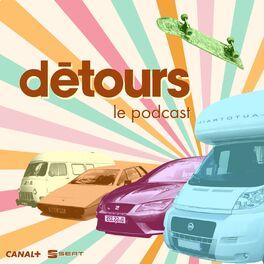 Show cover of Détours, le podcast