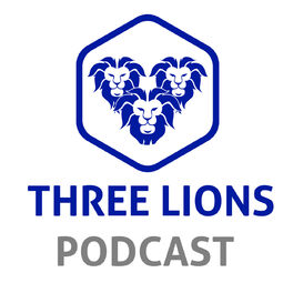 Show cover of Three Lions Podcast