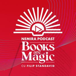 """Episode cover of Books are magic #01 cu Filip Standavid și Alexandra Rusu - Cărți în pandemie: """"2020 a fost un an de greatest hits"""