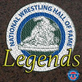 Show cover of Legends: National Wrestling Hall of Fame