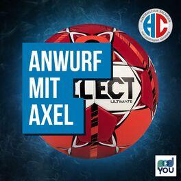 Show cover of Anwurf mit Axel - der HC Erlangen Podcast