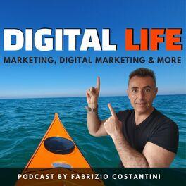 Show cover of DIGITAL LIFE - Marketing & Digital