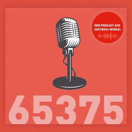 Show cover of 65375 - der Podcast aus Oestrich-Winkel