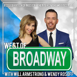Show cover of West of Broadway Podcast