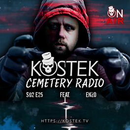 Episode cover of Cemetery Radio S02E24 feat. B!LD (8.07.2020)