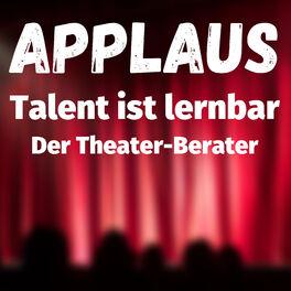 Show cover of Applaus! Der Theater-Berater Podcast mit Renato Salvi